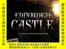 二手書博民逛書店Edinburgh罕見Castle: A Chilling In