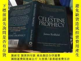 二手書博民逛書店英文原版罕見The Celestine Prophecy: An