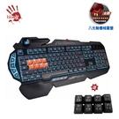多重贈品 Bloody 雙飛燕 B318八光軸機械鍵盤(可編程) -送8顆中文鍵帽 /控鍵寶典