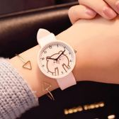 兒童手錶女孩防水學生女生韓國韓國簡約潮流萌萌可愛少女心 限時八五折 鉅惠兩天