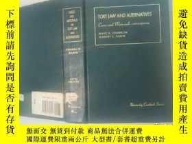 二手書博民逛書店Cases罕見and Materials on Tort Law