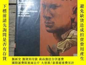 二手書博民逛書店Political罕見and Social Posters of