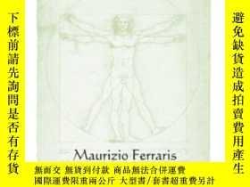二手書博民逛書店Manifesto罕見Of New Realism-新現實主義宣言Y436638 Maurizio Ferra