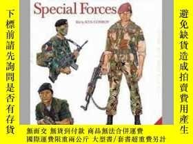 二手書博民逛書店South-East罕見Asian Special Forces Elite 33 (damaged)-東南亞特種
