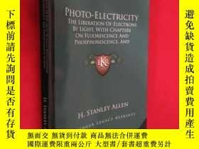 二手書博民逛書店Photo-Electricity:罕見The Liberati