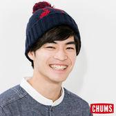 CHUMS 日本 風格毛帽 Booby 深藍 CH051053N001