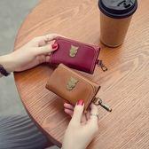 鑰匙包鑰匙包大容量男女士多功能卡通創意復古可愛汽車卡包 貝芙莉女鞋