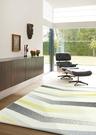 范登伯格 SEVILLA 幾合色塊進口地毯 黃光 160x230cm