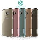 NILLKIN Samsung Galaxy S6 G920F 本色系列 保護套 軟殼 軟套 防塵塞 手機殼 清水套