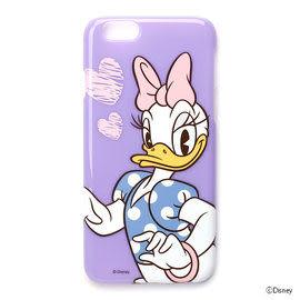 【漢博商城】iJacket 迪士尼 iPhone 6 / 6s 彩繪系列 硬式保護殼 - 黛絲