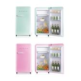 聲寶 SAMPO 99公升歐風美型冰箱 SR-C10