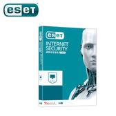 ESET Internet Security 網路安全套裝 單機一年版  (2017新版)