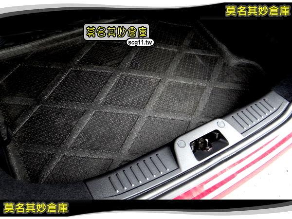莫名其妙倉庫【AG002 實用款防水托盤5D】福特Ford Fiesta小肥配件空力套件自排手排