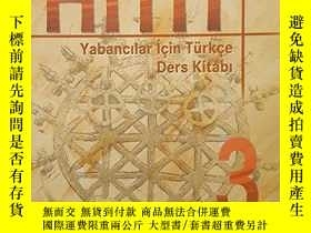 二手書博民逛書店Turkish罕見Language Set 1&2&3 Tomer Yeni HititY364682 不祥