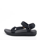 TEVA  Sanborn Universal 輕量織帶涼鞋-黑 1015156BLK