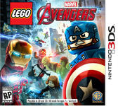 3DS Lego Marvel Avengers 樂高:復仇者聯盟(美版代購)