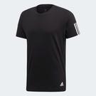 ADIDAS RUN IT T-SHIRT 男裝 短袖 慢跑 訓練 透氣 吸濕 排汗 反光細節 黑【運動世界】DZ2487