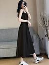 洋裝 女春夏中長款氣質顯瘦內搭打底長裙外穿裙子【618特惠】