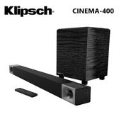 Klipsch Cinema 400 家庭劇院組 Cinema-400 公司貨