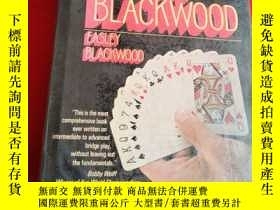 二手書博民逛書店PLAY罕見OF THE HAND WITH BLACKWOOD