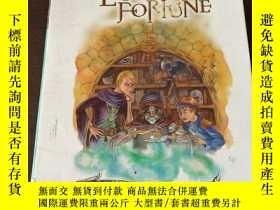 二手書博民逛書店Eye罕見of Fortune: Knights of the Silver Dragon(Book 4,英文原版