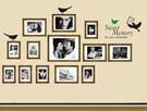 創意壁貼『Loxin記憶牆照片牆』相框牆 相片牆