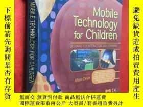 二手書博民逛書店Mobile罕見Technology for Children: