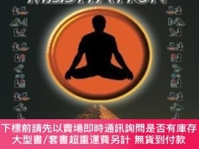 二手書博民逛書店The罕見Glorious Light Meditation Technique Of Ancient Egypt