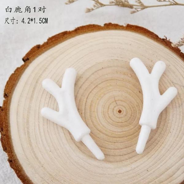 造景配飾,聖誕裝飾 ,玻璃罩球殼造景,綿羊,海豚,刺蝟,白兔 ,鹿角