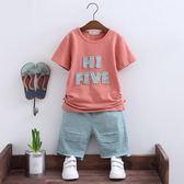 童裝男童夏裝男孩韓版潮衣 5色