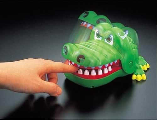 特價 鱷魚牙醫 旅行組 TOYeGO 玩具e哥