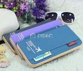 護照夾護照包機票夾女旅行出國韓國日本多功能卡包保護套多色小屋
