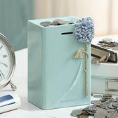 存錢筒 歐式簡約創意硬幣存錢罐兒童成人大號儲蓄罐儲錢罐禮品【母親節禮物八折大促】