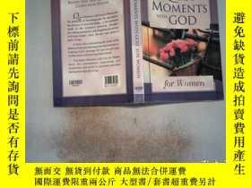二手書博民逛書店PUIET罕見MOMENTS WITH GODY198833