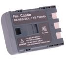 Kamera Canon NB-2L NB-2LH 高品質鋰電池 FVM100 KIT FVM20 FVM200 FVM30 保固1年 NB2L NB2LH 可加購 充電器
