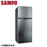 好禮送【SAMPO 聲寶】580公升定頻雙門冰箱SR-A58G(K3)