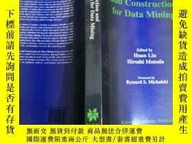 二手書博民逛書店Instance罕見Selection and Construc
