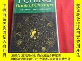 二手書博民逛書店I罕見CHING BOOK of changes the translation by james legge