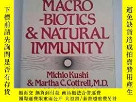 二手書博民逛書店AIDS,罕見Macrobiotics, and Natural Immunity: Macrobiotics a