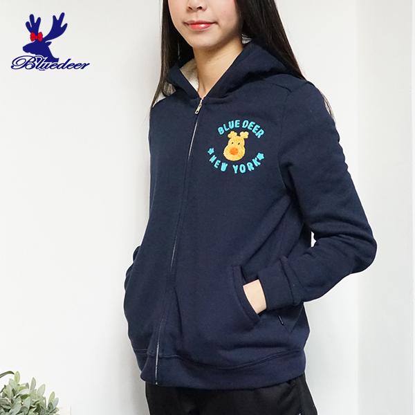 【週年慶同步】American Bluedeer- 魅力毛鹿外套(魅力價)