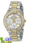 [美國直購 USAShop] 手錶 GUESS Women s U0111L5 Analog Display Quartz Two Tone Watch $4178