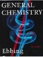二手書博民逛書店《General chemistry / Darrell D.