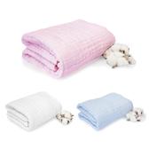 L'Ange 棉之境 六層紗布浴巾|蓋毯 70x95cm (4款可選)
