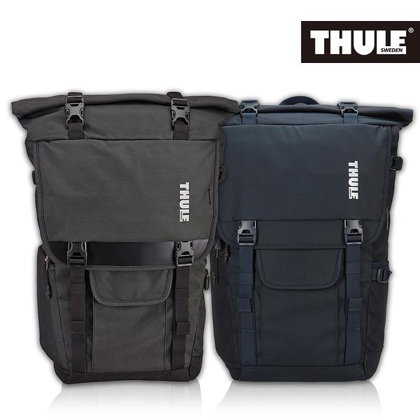 THULE-Covert DSLR Rolltop Backpack 數位單眼相機包TCDK-101