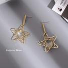 925純銀針  韓國優雅氣質  優雅性感耳環-維多利亞190496