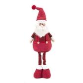 耶誕老人站立擺飾55cm
