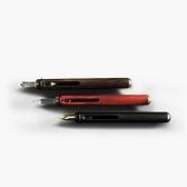 【南紡購物中心】GeckoDesign 和諧之筆_黑檀 手工製文具組