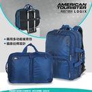 Samsonite新秀麗AT美國旅行者兩用後背包輕量休閒包AS5*004大容量旅行包15.6吋筆電平板公事包附防雨套