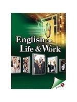 二手書博民逛書店《大專用書:English for Life & Work  b