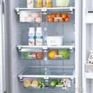 保鮮盒優思居家用保鮮盒食品收納盒抽屜式雞蛋盒冰箱專用儲物盒收納神器【青山市集】